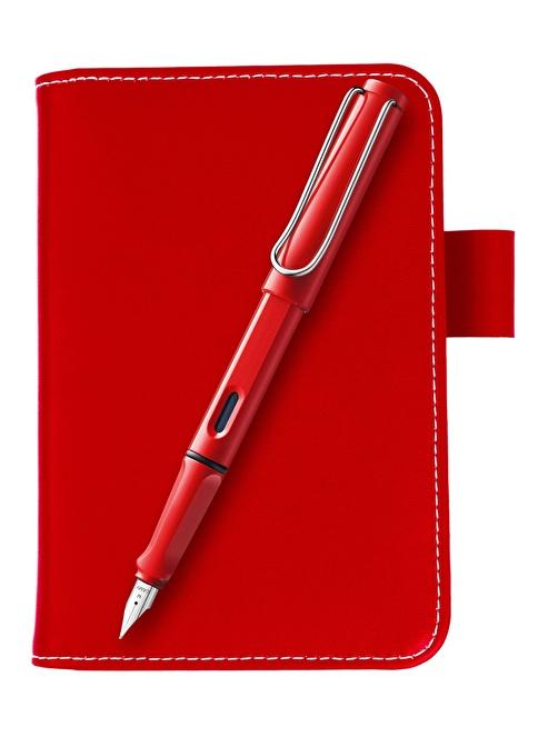 Lamy Dolma Kalem+Notluk Kırmızı